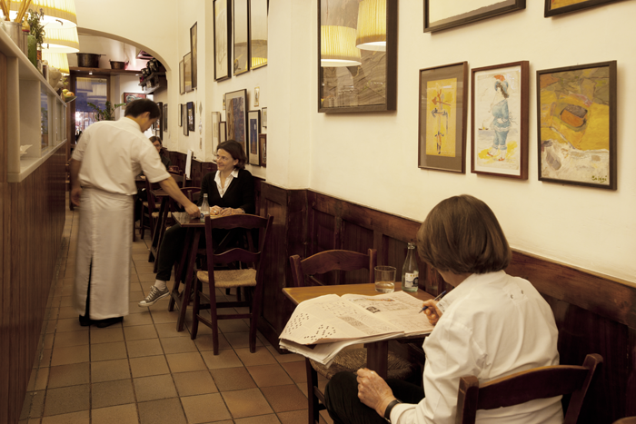 Restaurant Barcelona Born 3