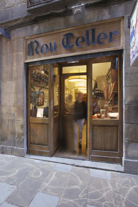 Restaurant Barcelona Born